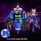 Free Shipping Tamamo no mae Fate frand order EXTRA cosplay costume