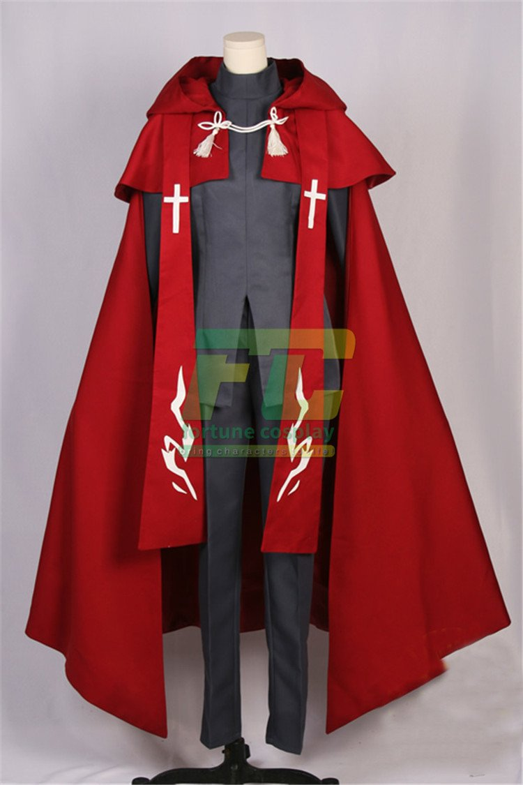 Free Shipping Fate Grand Order Amakusa Shirou Tokisada Cosplay costume