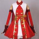 Free Shipping Tohsaka Rin Game Anime Fate Grand Order cosplay costume 2