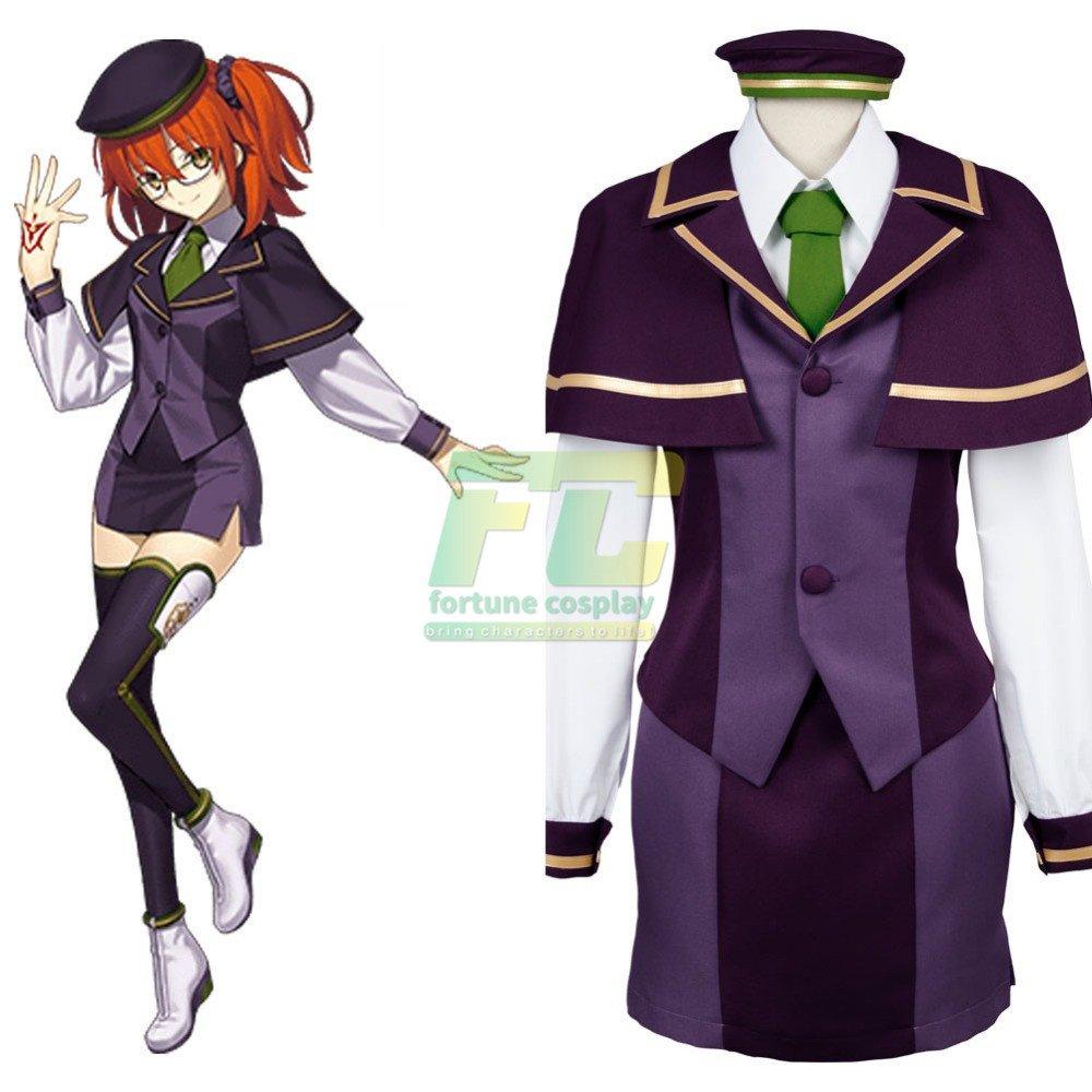 Free Shipping Fate Grand Order Cosplay Protagonist Ritsuka Fujimaru Cosplay Costume