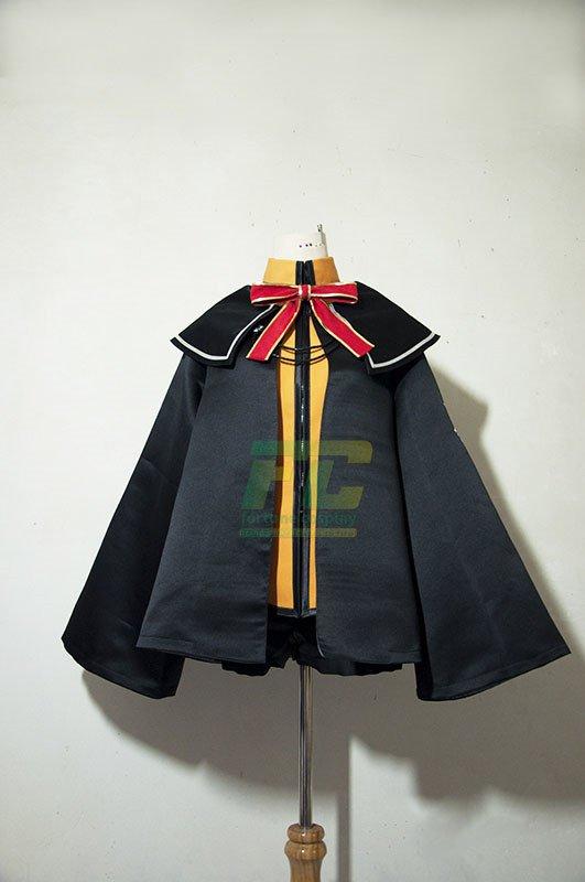 Free Shipping Fujimaru Ritsuka Fate grand order FGO  magic society cosplay costume