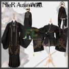 Free Shipping NieR:Automata 2B 9S Custom Kimono cosplay costume