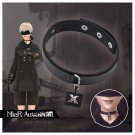 Free Shipping NieR:Automata 9S choker necklace Cosplay