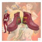 Free Shipping The Seven Deadly Sins Ban Fox's Sin Of Greed Cosplay Shoes Boots
