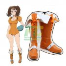 Free Shipping The Seven Deadly Sins Diane Cosplay Shoes Boots