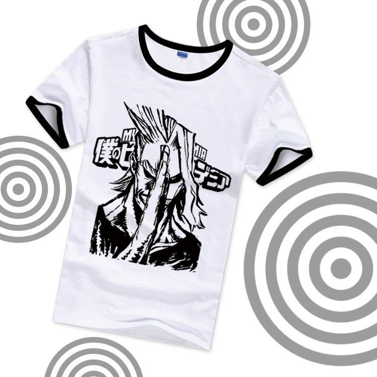 Free Shipping  My Hero Academia Boku no Hero Academia T shirt