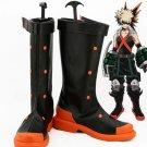 Free Shipping  Boku no Hero Academia My Hero Academia Katsuki Bakugou Cosplay Shoes boots