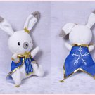 Free Shipping 2017 Snow Miku VOCALOID Hatsune Miku Rabbit Bunny Plush Doll Toy Cosplay