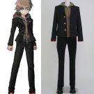 Free Shipping Danganronpa Dangan-Ronpa Makoto Naegi Cosplay Costume Custom Made
