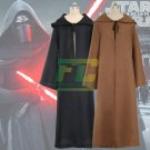 Free Shipping  Star Wars Children Child Kids Jedi Robe cosplay costume