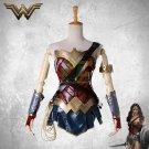 Free Shipping  Batman v Superman:Dawn Justice Wonder Woman Cosplay Costume