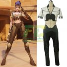 Free Shipping Overwatch Widowmaker Talon Skin cosplay costume Halloween Christmas Event