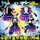 Love Live Sunshine Aqours Kunikida Hanamaru Mari Ruby Halloween Awaken  cosplay costume