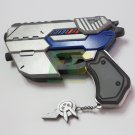 Overwatch D.va DVA Cosplay police Gun hand gun props accessories