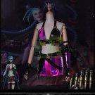 Free Shipping LOL jinx League of Legend cosplay costume Custom Made