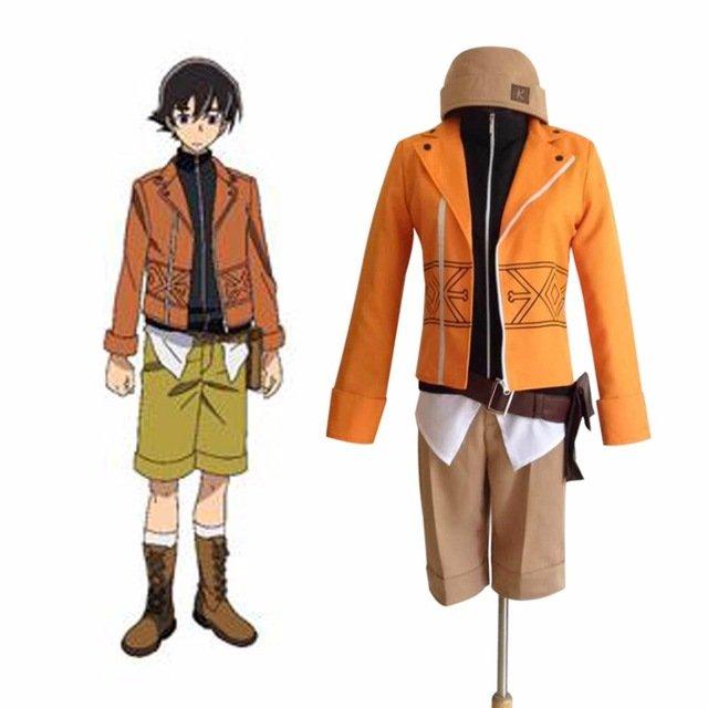 135723cb8f9d Free Shipping Future Diary Mirai Nikki Yukiteru Amano Yuki Cosplay Costume