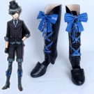 Free Shipping Black Butler Ciel Phantomhive Book of the Atlantic Cosplay Shoes Booots