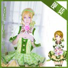 Free Shipping Lovelive!! Bouquet Hand Flower Awaken Hanayo Koizumi cosplay costume Lolita Dress