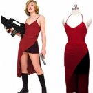 Free Shipping Resident Evil 4 Alice Cosplay Custume Custom Made