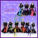 Free Shipping Lovelive!! After School Activity cosplay costume Lolita Dress