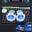 Free Shipping Overwatch Mei Slippers Rise and Shine Winter Slippers Sandals Cosplay shoes