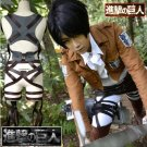 Attack On Titan Shingeki No Kyojin Recon Corps Harness Belts Hookshot Cosplay Accessories