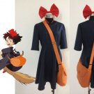 Free Shipping Kiki Delivery Service Dress Cosplay Costume Customize