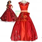 Free Shipping Elena of Avalor Elena Dress Custom Made Cosplay costume 2