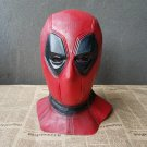 Free Shipping Marvel Superhero Deadpool Breathable Latex Full Face Mask Helmet