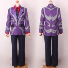Free Shipping  Tokyo Ghoul Shuu Tsukiyama Cosplay Costume Custom Made