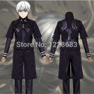 Free Shipping Tokyo Ghoul Ken Kaneki Cosplay Costume Battle Fighting Tokyo Ghoul Costume