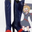 Free Shipping Little Witch Academia Rotte Yanson Cosplay Shoes Custom Made Boots