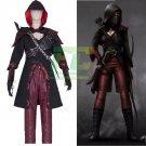 Free Shipping Green Arrow Season 2 Nyssa Al Ghul Katrina Law Costume Outfit Custom Made