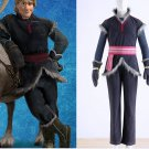 Free Shipping Frozen Prince Kristoff Cosplay Costume Custom Made