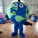 Free Shipping earth world global Globe mascot costume adult