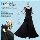 Free Shipping Fate Grand Order Jeanne d'Arc Dress Cosplay Costume Custom Made