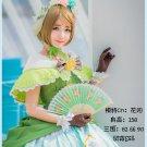 Free Shipping Lovelive Ball Gown Hanayo Koizumi Awaken Cosplay Costume Party Palace Full Dress