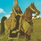 Arabian Horse Postcard *FALEH 1970s Native Costume