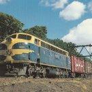 Victorian Railways Postcard Number B83 Locomotive Railroad Train