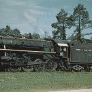 Warren and Saline River Railroad Copany Number 1702 Train Postcard