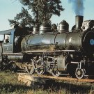 Reader Railroad Number 11 Postcard Locomotive Steam Train