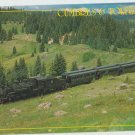 Cumbres and Toltec Scenic Railroad Postcards Lot of Two