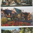 Picture Folder SOLVANG CALIFORNIA 12 Views Souvenir Booklet