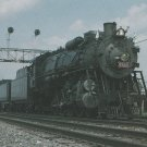 Postcard St. Louis-San Francisco Railway Steam Train Locomotive #1522