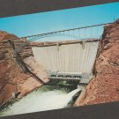 GLEN CANYON DAM Postcard Lake Powell Arizona Colorado River