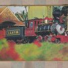Sugarcane Train Postcard Maui Lahaina-Ka'anapali & Pacific Railroad