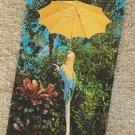 Colorful postcard Bonino Bird Miami Parrot Jungle  Florida