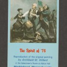 The Spirit of '76 Post Card Patriotic Art Reproduction