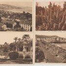 CANNES Postcards NICE FRANCE Cote d'Azur Vintage Foreign Unused
