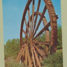 Tailing Wheel Postcard Kennedy Mine Mother Lode Gold California